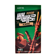 Load image into Gallery viewer, LOTTE Almond Peppero 37g