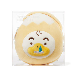 KAKAO FRIENDS - Official Yumyum Coin Wallet