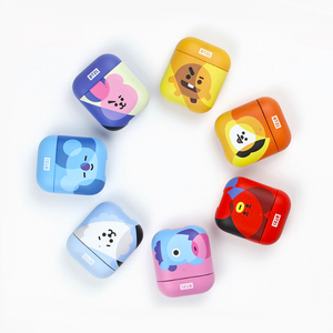 BT21 Official Airpods Hard Case