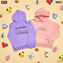 Load image into Gallery viewer, BT21 x Spao Official Hoodie