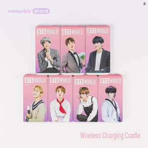[BTS WORLD] Official Wireless Charging Cradle