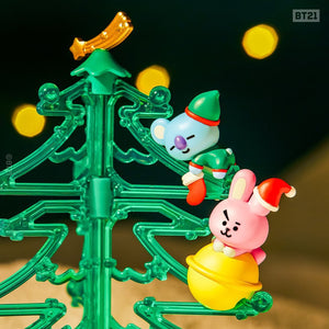 BT21 Official Christmas Tree Collection SET 7PCS