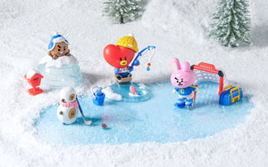 BT21 Official Collectible Figure Blind Pack Vol.4 - Winter Series
