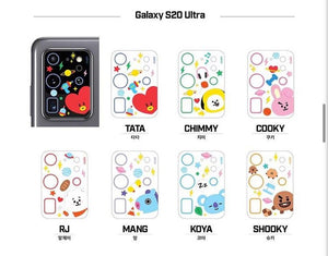 BT21 Official Camera Protector for iPhone and Galaxy