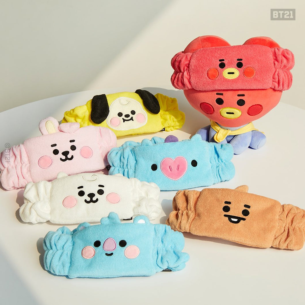 BT21 Official Baby Hair Band