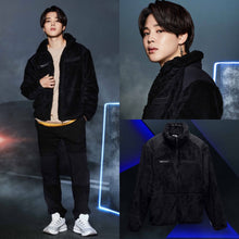 Load image into Gallery viewer, [FILA X BTS] Project 7: Woven Fleece Jacket (2 colors)
