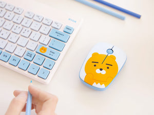 KAKAO FRIENDS - Official Compact Wireless Mouse