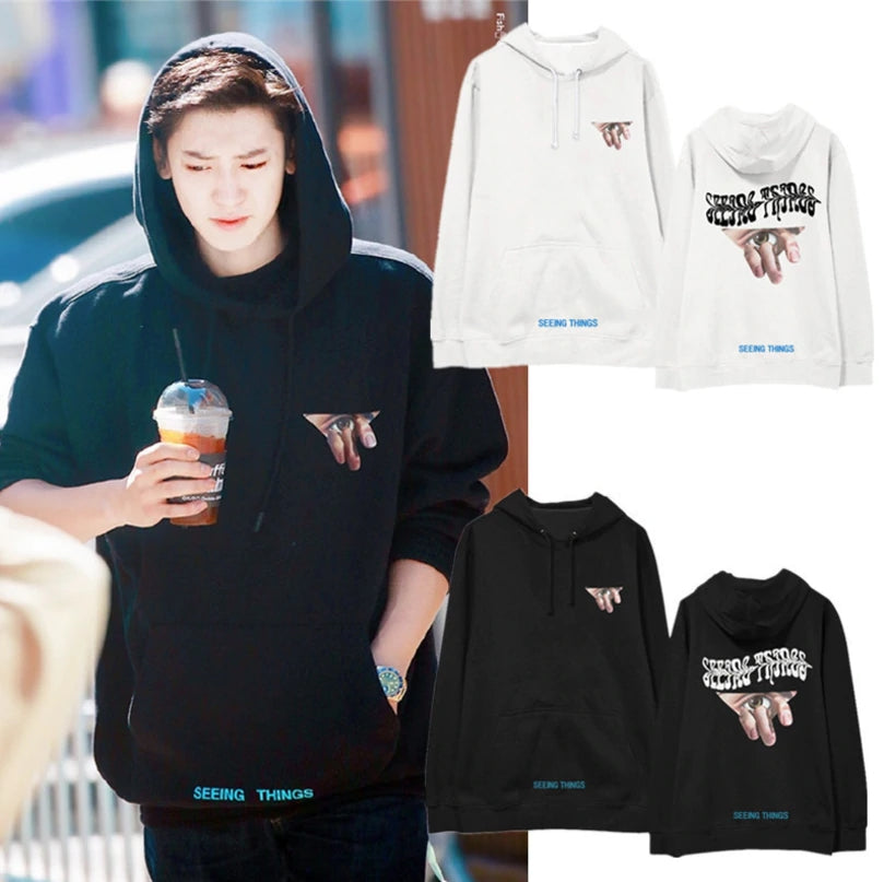[EXO] Chanyeol ''Seeing Things'' Hoodie