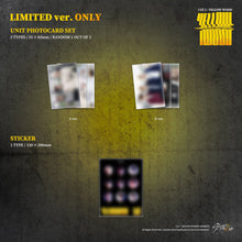 Load image into Gallery viewer, STRAY KIDS Clé 2 : Yellow Wood Limited Ver.