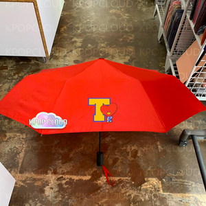 [BT21] Official Light Weight and Automatic Folding Umbrella