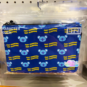 [BT21] Official Pattern Pouch