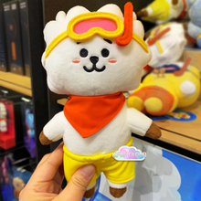 Load image into Gallery viewer, [BT21] OFFICIAL VON VOYAGE SUMMER STANDING DOLL
