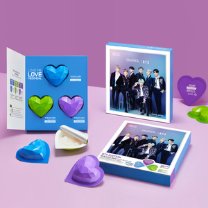 MEDIHEAL X BTS - LOVE ME Capsuline Mask Global Edition