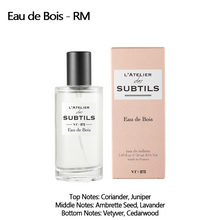 Load image into Gallery viewer, [VT COSMETICS X BTS] L'ATELIER des SUBTILS Perfume +15 BTS Postcards + Outbox + Acrylic Stand Member (Random) - EXPRESS SHIPPING