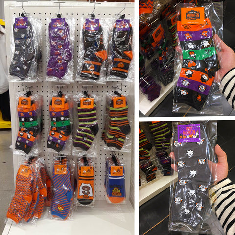 BT21 Official Halloween Socks