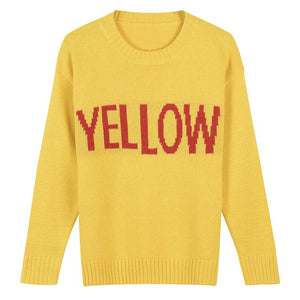 [BTS] Jin ''Yellow'' Pullover
