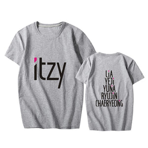 [ITZY] Members Shirt (Fan Good)
