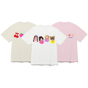BLACKPINK Official Season8 T-SHIRTS
