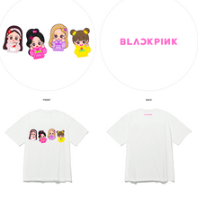Load image into Gallery viewer, BLACKPINK Official Season8 T-SHIRTS