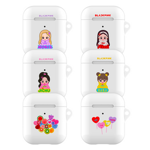 BLACKPINK Official Season8 AirPods Case