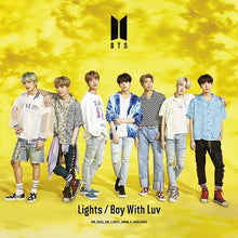 Load image into Gallery viewer, BTS - 10TH JAPAN SINGLE ALBUM : LIGHTS/BOY WITH LUV