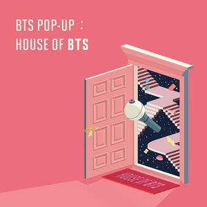OFFICIAL HOUSE OF BTS SEOUL MD – LOGO + OFFICIAL