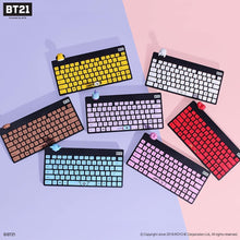 Load image into Gallery viewer, [BT21] OFFICIAL KEYBOARD WIRELESS