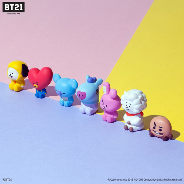 [BT21] OFFICIAL MONITOR FIGURE