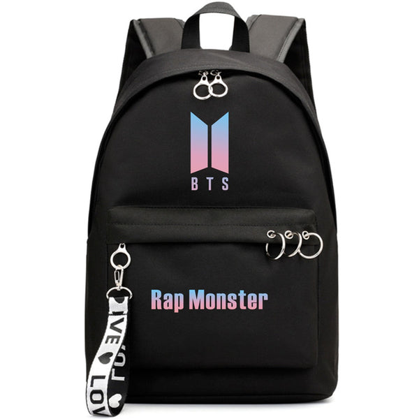 [Fan Goods] BTS Members Backpack
