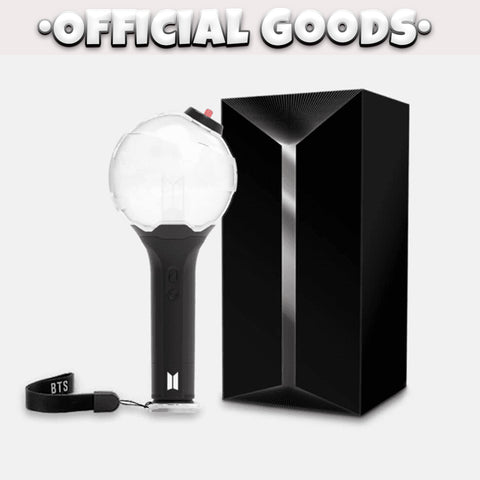 BTS Official ARMY Bomb Light Stick Ver.3 (Free Shipping)