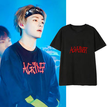 Load image into Gallery viewer, [BTS] Taehyung ''Against'' Shirt