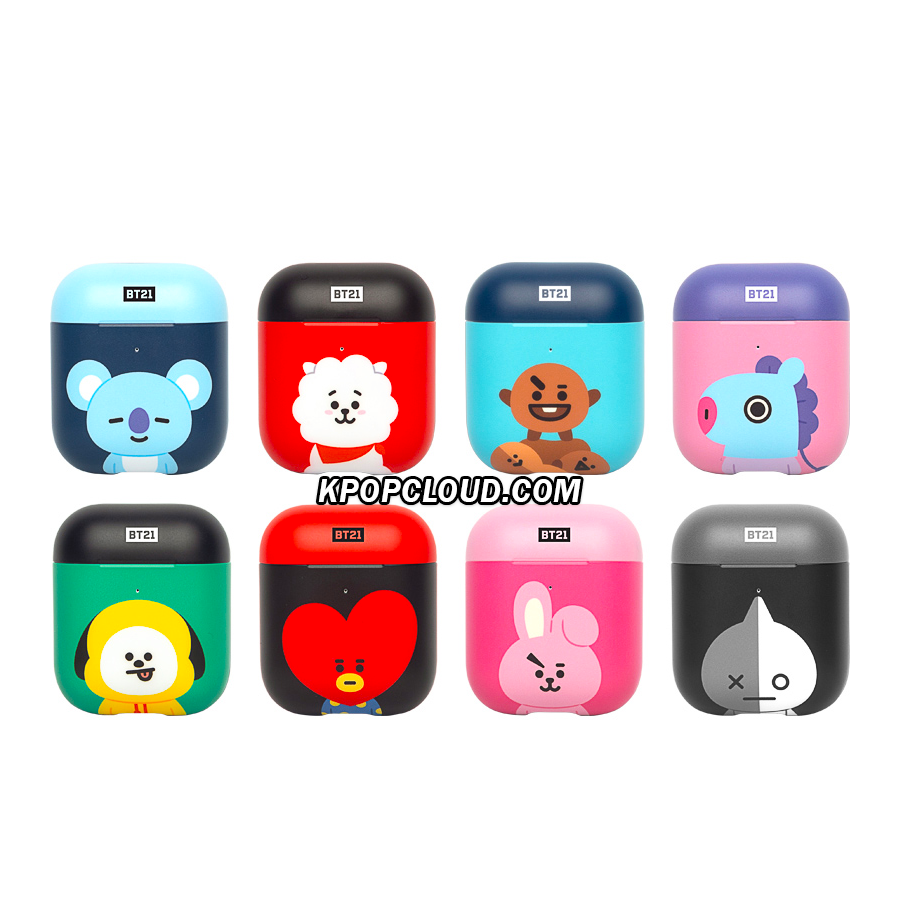 BT21 Official Airpod Case Ver.2