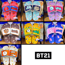 Load image into Gallery viewer, [BT21] Official Velcro Slippers