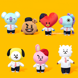 BT21 Official Afterschool Standing Doll