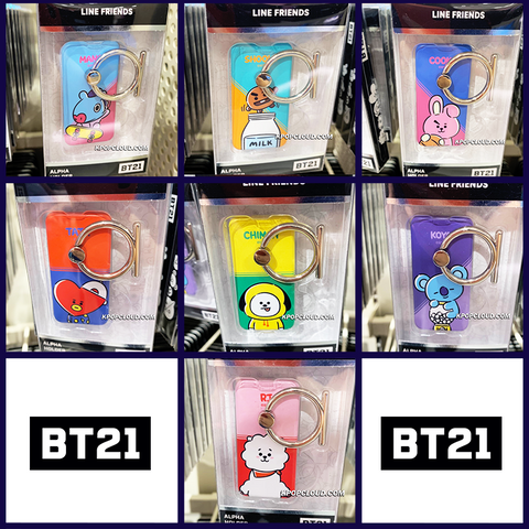 BT21 Official Alpha Holder