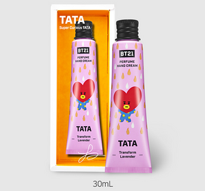 [BT21] Official Nourishing Perfume Hand and Nail Cream