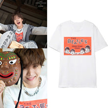Load image into Gallery viewer, BTS J-Hope ''The Beatles'' Shirt ver.1
