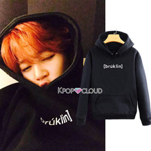 Load image into Gallery viewer, [BTS] Jimin ''Bruklin'' Hoodie