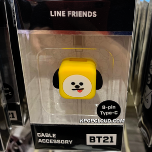 BT21 Official Cable Protection