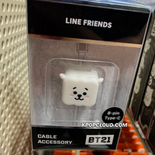 Load image into Gallery viewer, BT21 Official Cable Protection