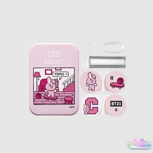 [OLIVE YOUNG X BT21] Lens Case Set