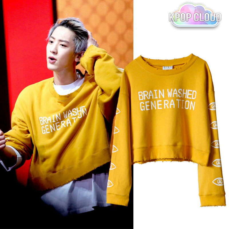 [EXO] Chanyeol ''Brain Wash'' Sweatshirt