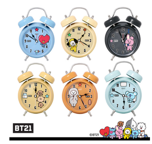[BT21] OST Official Table Clock