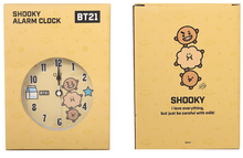 Load image into Gallery viewer, [BT21] OST Official Table Clock