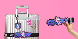 [BT21] Luggage Strap Belt (Free Shipping)