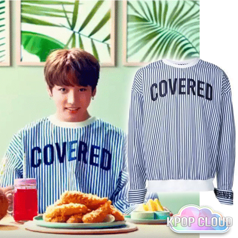 [BTS] Jungkook ''Covered'' Shirt