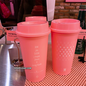 OFFICIAL HOUSE OF BTS SEOUL MD – REUSABLE CUP
