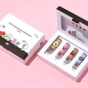 [BT21] Official VT Cosmetics Lippie Stick Special Edition Set ''Cute''