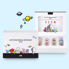 Load image into Gallery viewer, [BT21] Official VT Cosmetics Lippie Stick Special Edition Set ''Cute''