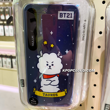 Load image into Gallery viewer, BT21 OFFICIAL CONSTELATION LIGHT UP CASE